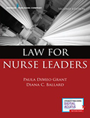 law-for-nurse-leaders-books