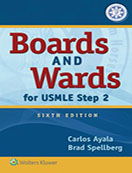 boards and wards for usmle step 2 books