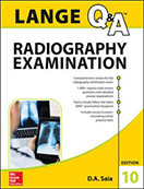 lange q&a radiography examination books
