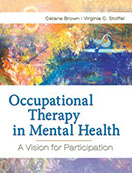 occupational therapy in mental health books
